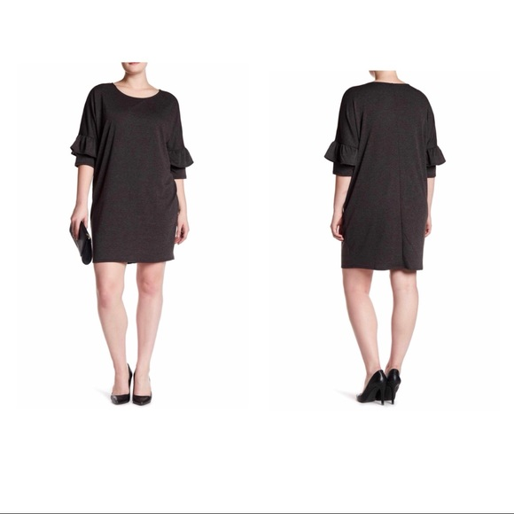 Bobeau Plus Size Career Dresses NWT